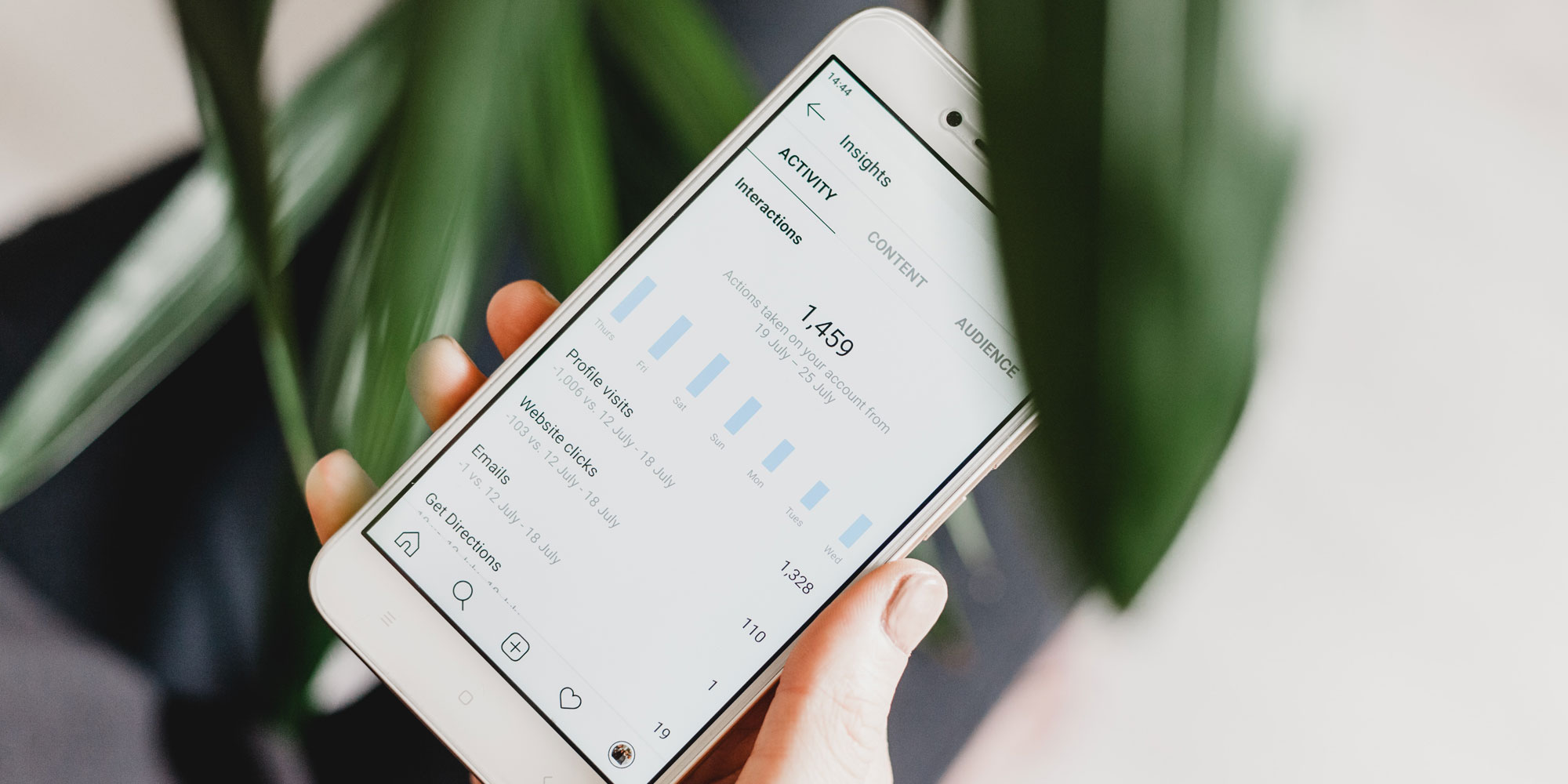 Marketplace Mogul Have a Regular Presence on Social Media Advice